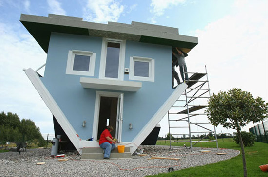 La casa por el tejado   batallaespiritual