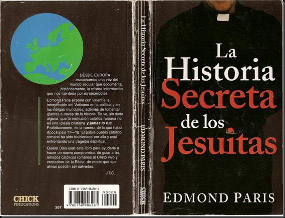 "Audio libro: ""Historia secreta de los jesuitas"" - Parte I Image_thumb"