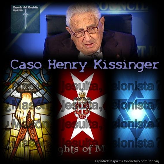 Caso Henry Kissinger
