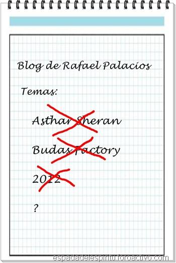Blog de rafael palacios