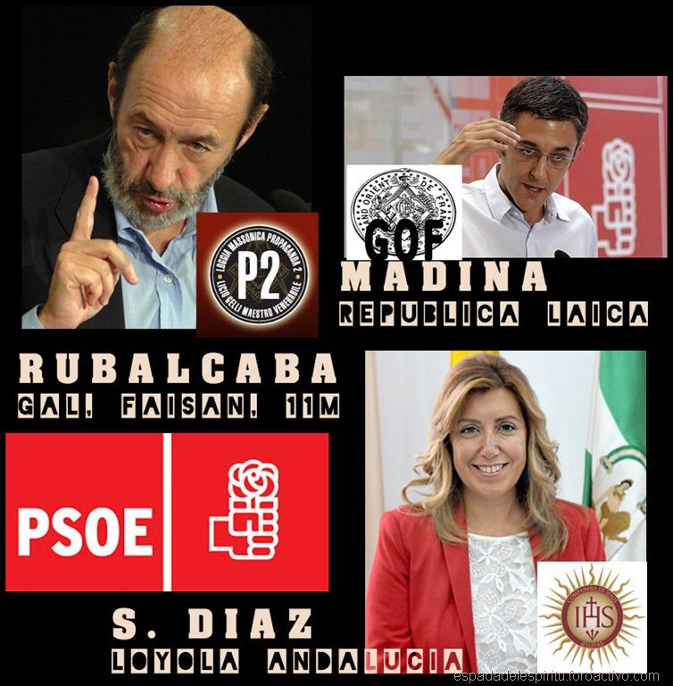 Lucha de sectas en el PSOE Lucha-psoe
