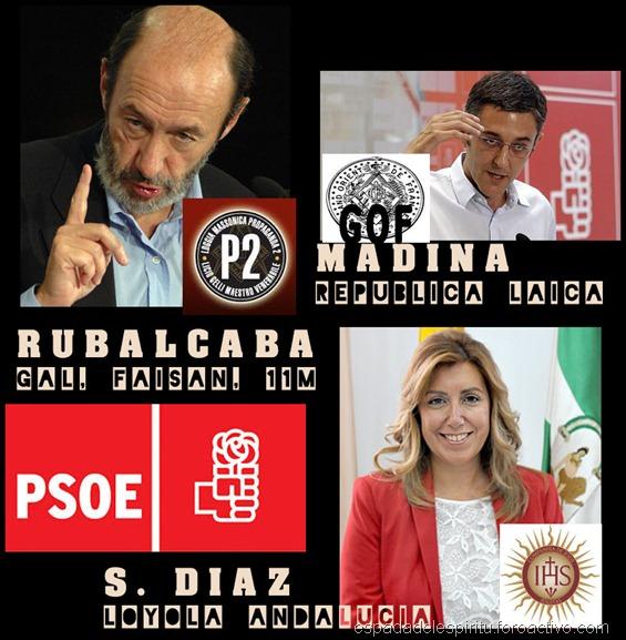 Lucha-PSOE